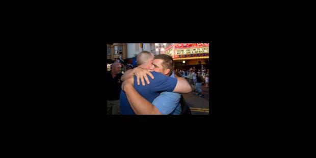 La Californie ouvre la voie aux mariages gays - La Libre