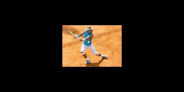 Djokovic contre Nadal au premier tour