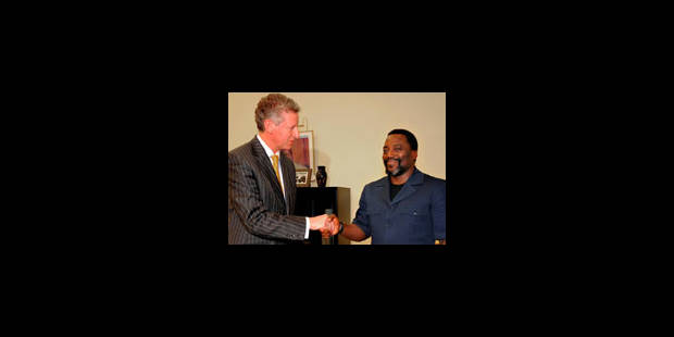 Kinshasa rappelle son ambassadeur à Bruxelles