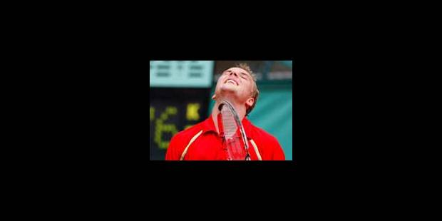 Roland Garros: Par ici la sortie pour les Belges - La Libre