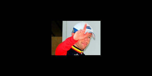 Stijn Devolder vainqueur et leader - La Libre