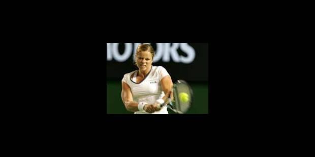 Kim Clijsters de retour sur le circuit ?