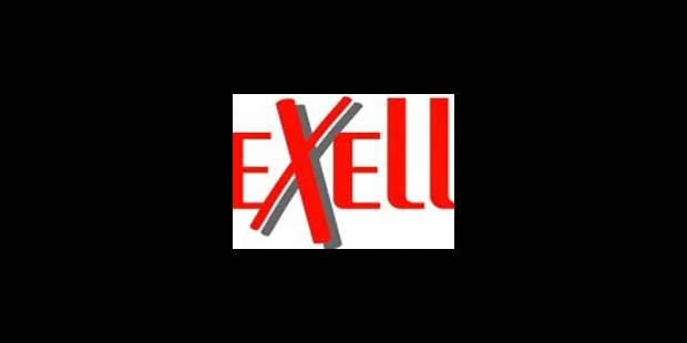 Exell déclaré en faillite - La Libre