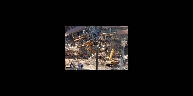 Pourquoi le WTC 7 s'est-il effondré ?