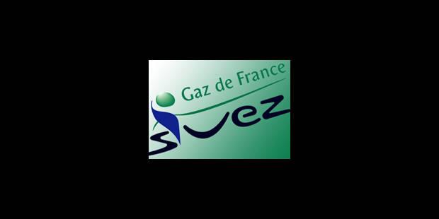 Naissance d'un géant de l'énergie GDF Suez - La Libre