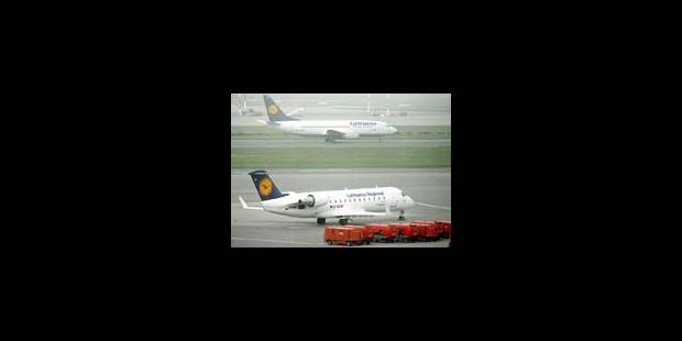 Lufthansa: 500 vols annulés mercredi - La Libre