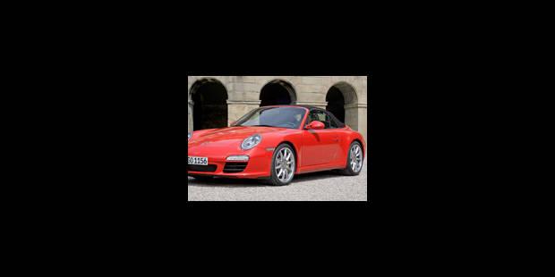 Porsche casse la baraque grâce à Volkswagen - La Libre