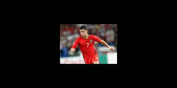 Ronaldo: Manchester en 2008, le Real en 2009