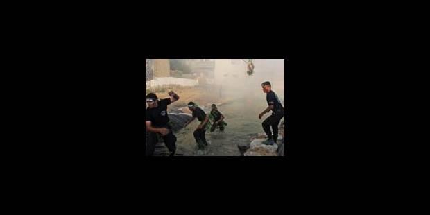 Les points de passage avec Gaza fermés après un tir de roquette - La Libre
