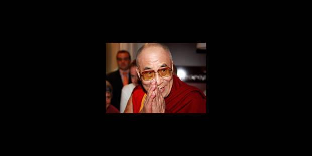 Polémique sur la visite du Dalaï Lama en France - La Libre