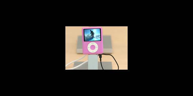 Des iPod Nano qui flambent - La Libre
