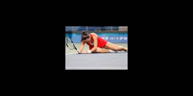 JO - Jelena Jankovic éliminée en quarts - La Libre