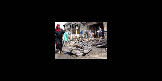 Quinze morts dans un attentat suicide à Bagdad - La Libre