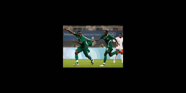 JO - La Belgique battue par le Nigeria - La Libre