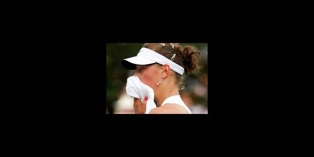 US Open : Wickmayer écartée d'entrée - La Libre