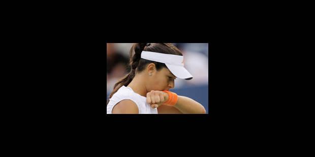 US Open: La n°1, Ivanovic battue par une inconnue