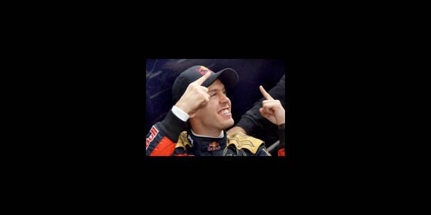 Vettel emmène la nouvelle vague - La Libre