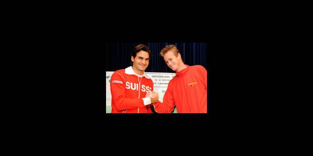 """Federer : """"Un match dangereux"""" - La Libre"""