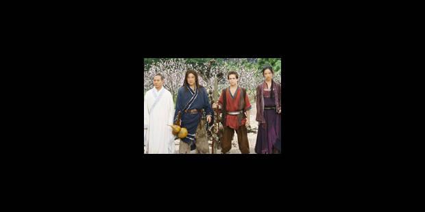 Hollywood revisite le kung-fu - La Libre