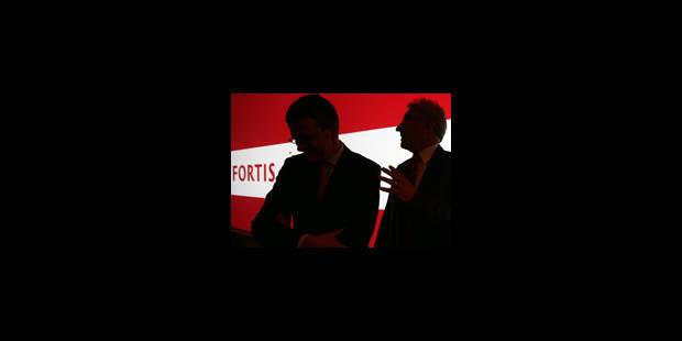 Fortis: Contacts belgo-néerlandais réguliers