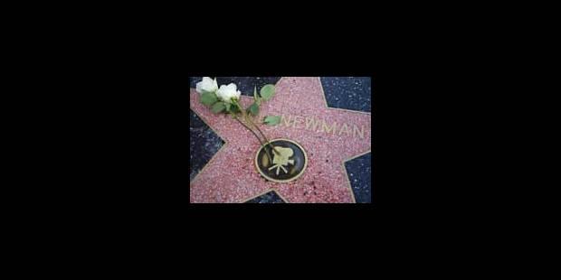 Les hommages à Paul Newman affluent dans l'attente des funérailles - La Libre