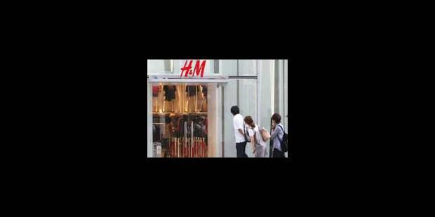 H&M observe une croissance moins rapide - La Libre
