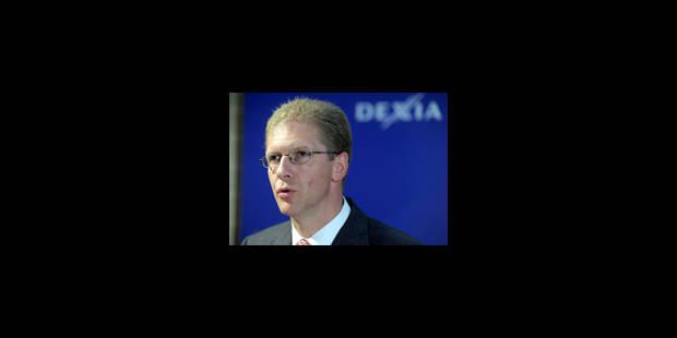 Le patron de Dexia pourrait toucher 3,7 millions pour son départ - La Libre
