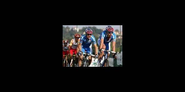 L'Italien Ballan champion du monde sur route - La Libre
