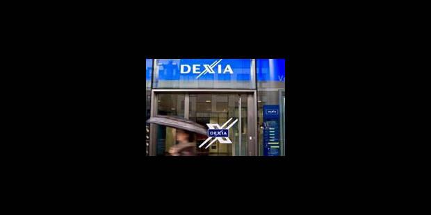 Les politiques se concentrent sur Dexia