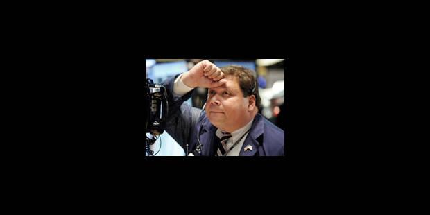 Lundi noir pour les Bourses mondiales - La Libre