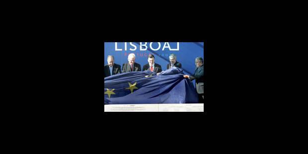 La Belgique a officiellement ratifié le traité de Lisbonne - La Libre
