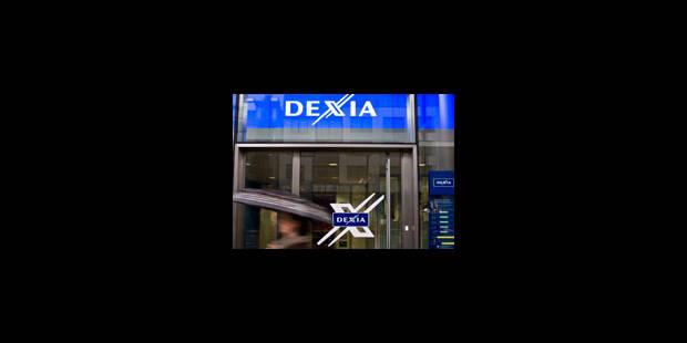 La Belgique n'envisage pas de nationaliser Dexia
