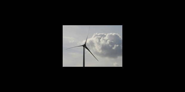 Neuf éoliennes en projet sur le territoire de Nivelles - La Libre