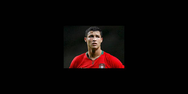 Cristiano Ronaldo estime qu'il mérite le Ballon d'or - La Libre