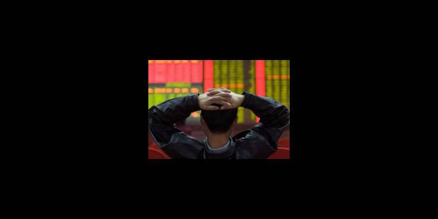 Début de semaine agité pour les marchés - La Libre