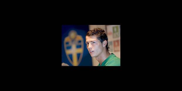 Cristiano Ronaldo, joueur pro de l'année