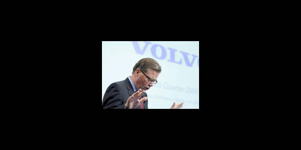 Volvo supprime 200 emplois supplémentaires à Gand