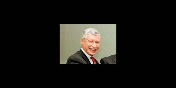 Karel De Boeck, nouveau patron de Fortis Holding