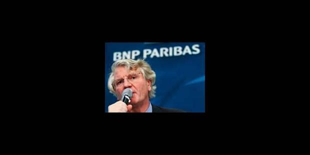 Fortis va devenir BNP Paribas Fortis - La Libre