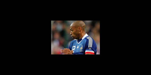 Thierry Henry, sportif préféré des Français
