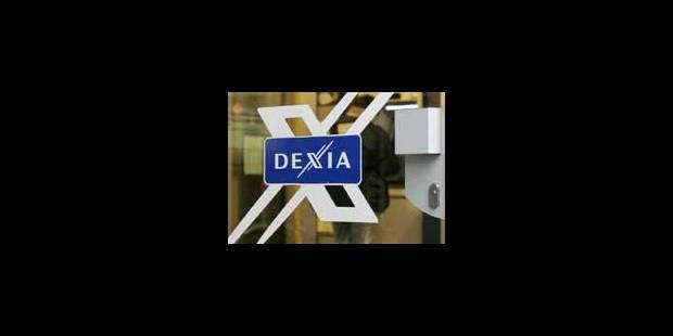 Dexia réduit la voilure - La Libre