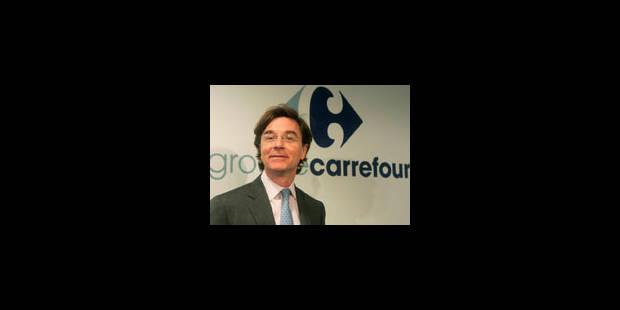 Le patron de Carrefour évincé - La Libre