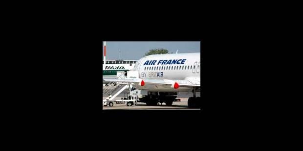Grève à Air France: trafic perturbé à Roissy - La Libre