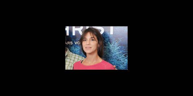 Charlotte Gainsbourg, présidente de la 34e cérémonie des César - La Libre