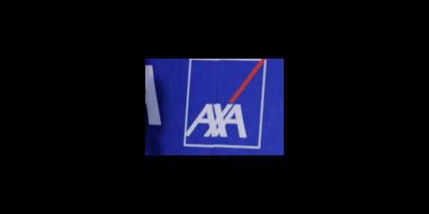 Axa est affecté par le marché - La Libre
