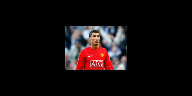 C.Ronaldo favori - La Libre