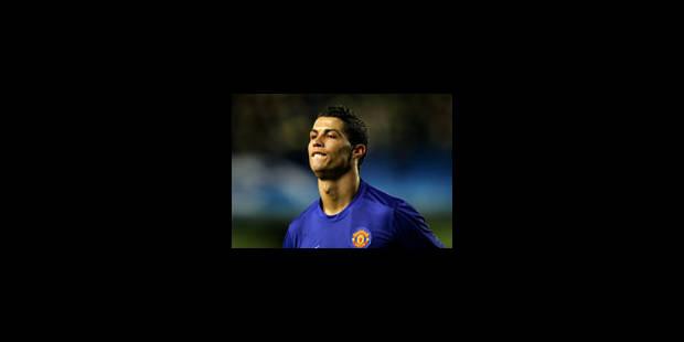 Cristiano Ronaldo remporte le Ballon d'Or 2008 - La Libre