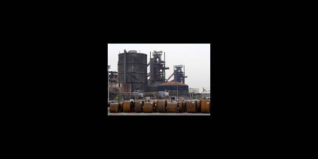 ArcelorMittal supprime 800 emplois en Belgique
