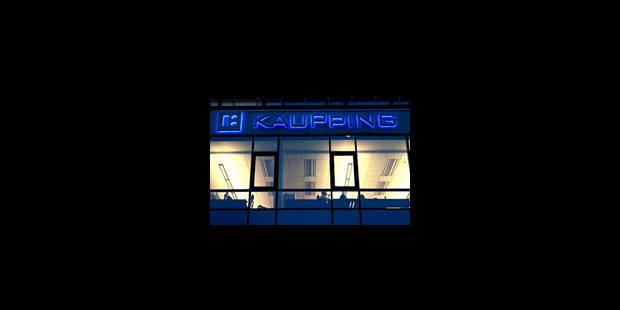 """Kaupthing: discussions """"compliquées"""" avec LIA - La Libre"""