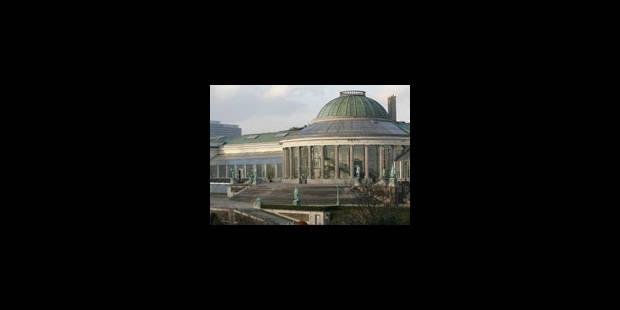 Le Botanique rénové dès 2010 - La Libre